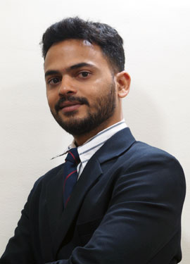 Siddhesh Sabnis - Partner & Chief Operating Officer